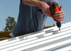 Metal Roof Repair Mobile Alabama