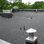 flat roof Mobile Alabama