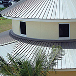 tapered roof Mobile Alabama